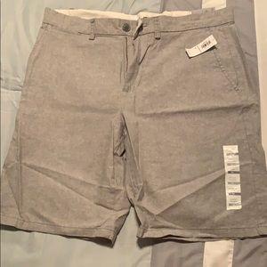 Men's old navy linen shorts